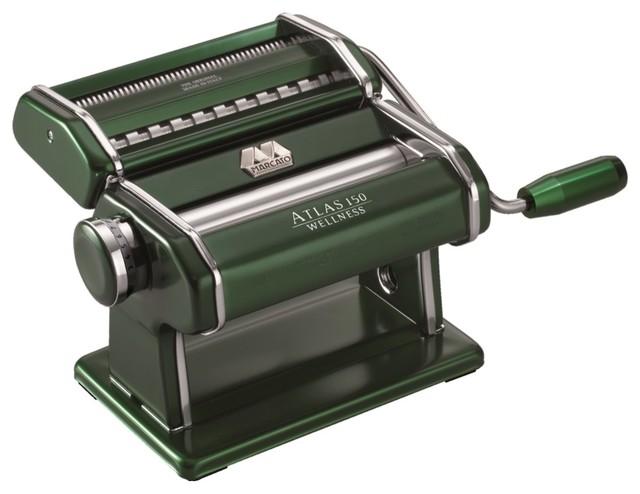 green marcato atlas 150 pasta maker traditional pasta. Black Bedroom Furniture Sets. Home Design Ideas