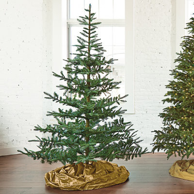 Fresh Cut Noblis Fir Artificial Christmas Tree 7