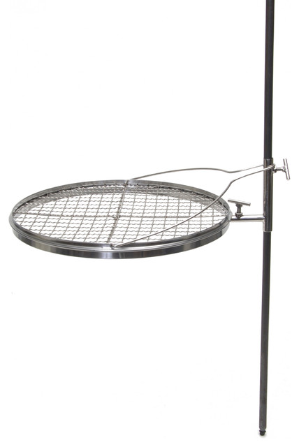 Portable Outdoor Fire Pit Grill : All Products  Outdoor  Outdoor Cooking  Outdoor Grills