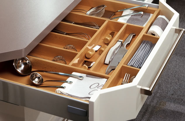 Kitchen organization boston spaces contemporary Organizing kitchen cabinets and drawers