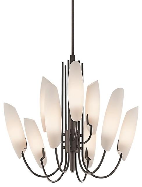 Chandelier 9Lt modern-chandeliers