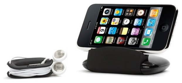 Travel Stand - for iPhone & iPod modern-home-electronics