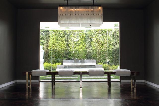 Bethany Nauert eclectic-living-room