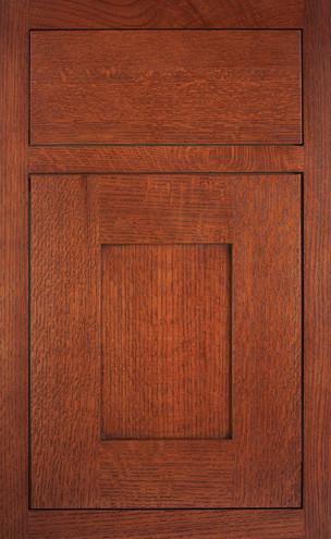 Mackenna Doorstyle - Fieldstone Cabinetry kitchen-cabinets