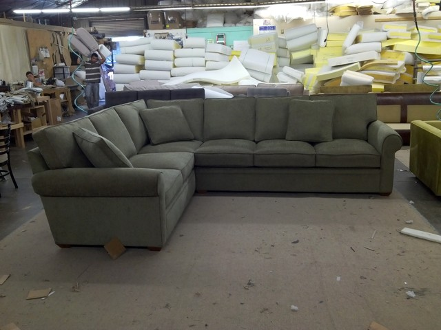 Adriana sectional eclectic sectional sofas dallas for Sectional sofa dallas tx