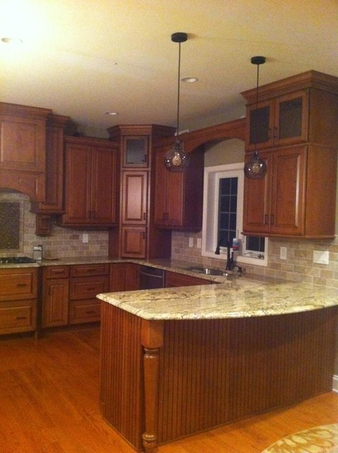 Kitchens by DeniseGiannaDesigns - Traditional - Kitchen - new york - by DeniseGiannaDesigns