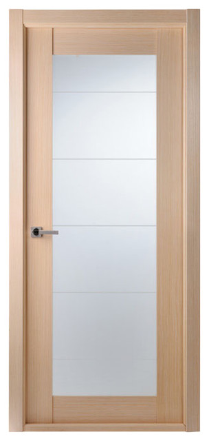 6 Ft Tall Solid Frame Fabric Room Divider 4 Panels: European Modern And Contemporary Interior Doors