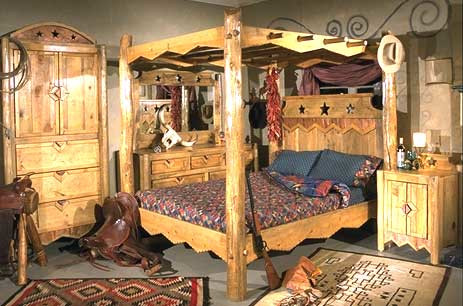 Rustic Western Style Furniture Eclectic Beds Phoenix By