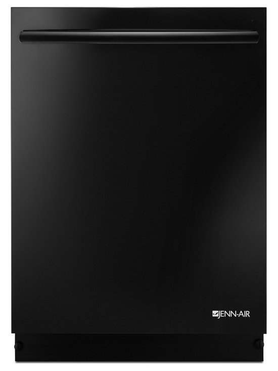 """Jenn-Air 24"""" Trifecta Dishwasher, Black 