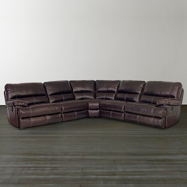 dillon motion sectional by bassett furniture sectional With bassett dillon sectional sofa
