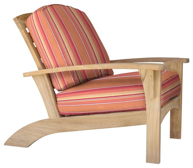 Douglas Nance Augusta Deep Seating Club Chair Dolce