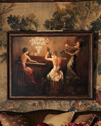 Rosenbaum Fine Art Rhapsody In Twilight Painting traditional-artwork