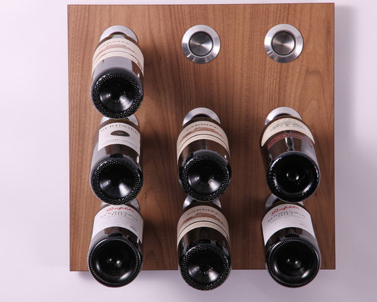 the Wine Knot Wall by Kessick Wine Cellars -