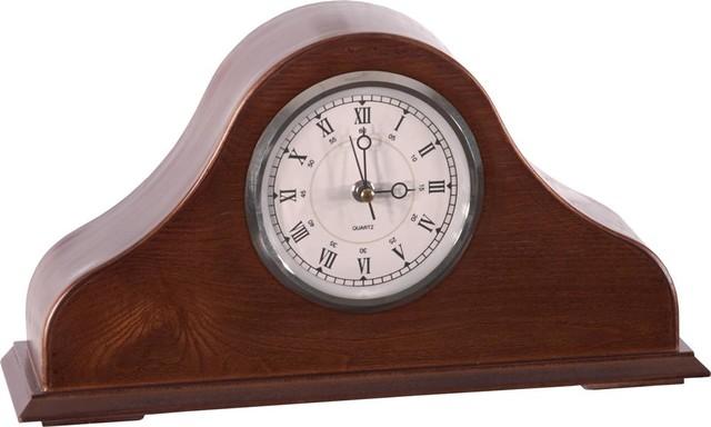Remington Hide-A-Gun Mantel Clock - Contemporary - Desk And Mantel Clocks - by ivgStores