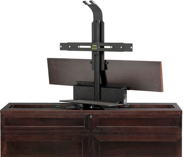 tv lift cabinets with electric 360 degree swivel modern miami by tvliftcabinet. Black Bedroom Furniture Sets. Home Design Ideas