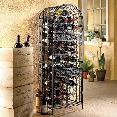 Legacy Corkscrew - Antique Bronze traditional-wine-racks
