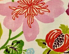 Braemore Gorgeous Petal contemporary fabric