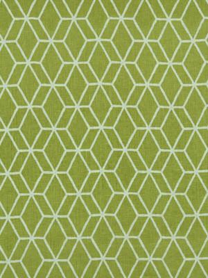 Bold Diamond Fabric, Citrine modern-fabric
