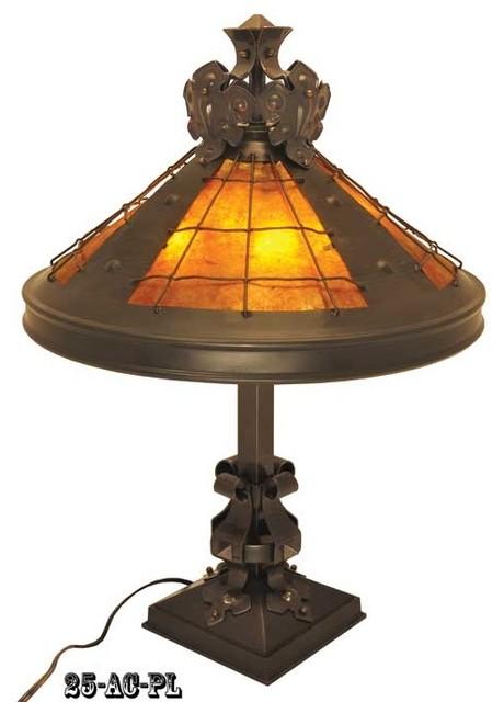 arts and crafts craftsman rustic lighting craftsman table lamps. Black Bedroom Furniture Sets. Home Design Ideas
