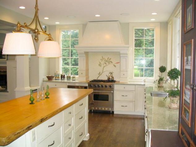 Interior Design Work traditional-kitchen
