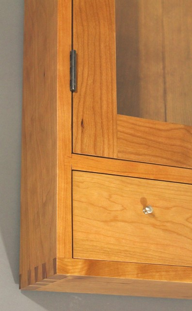 custom medicine cabinet or wall cabinet contemporary