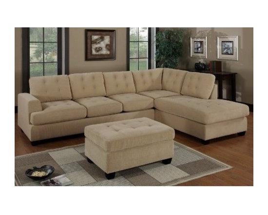 Mexico - Mexico L-shape Sofa
