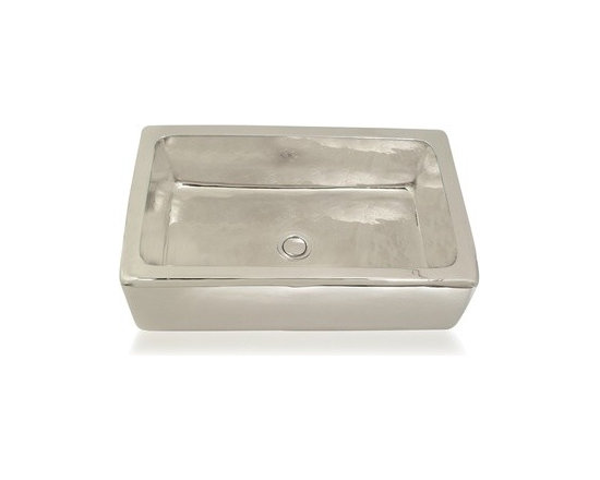 Metal Farmhouse Sink with Apron by WS Bath Collections -