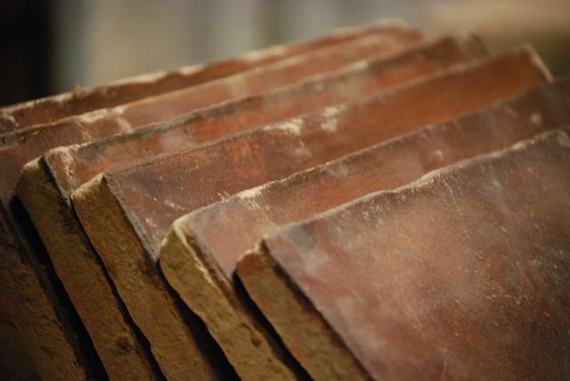 reclaimed terracotta tiles mediterranean - photo #28