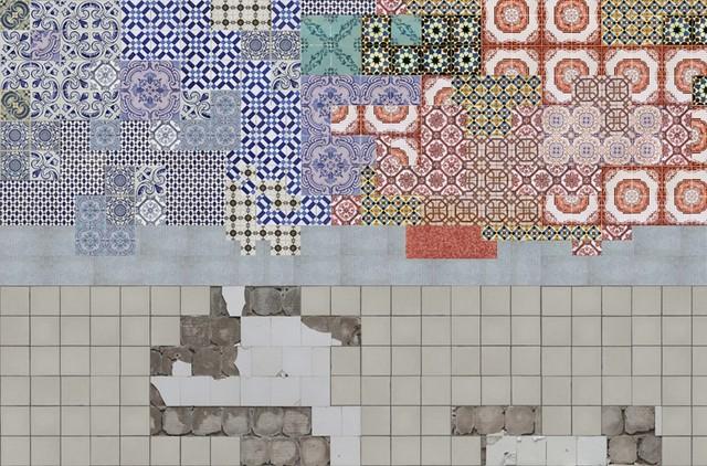 Tell me tiles1 wallpaper mediterranean-wallpaper