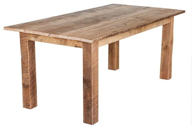 Reclaimed Barn Wood Harvest Table Farmhouse Dining