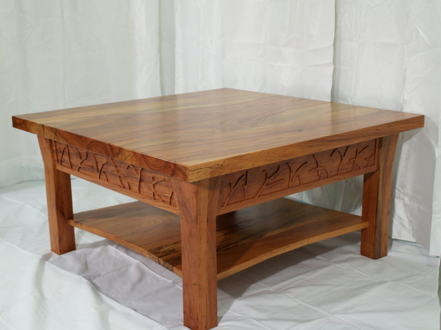 Coffee Table Woodworking