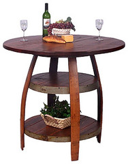 Dining Tables & Islands - Barrique Bistro Table - WC4070