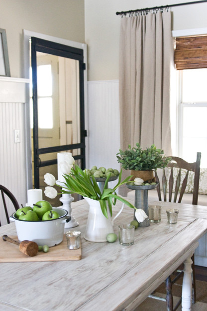 The Lettered Cottage traditional