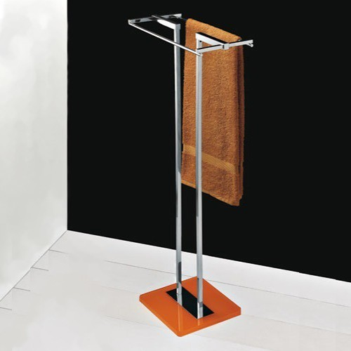 Eden towel stand nameeks contemporary towel racks for Bathroom accessories stand