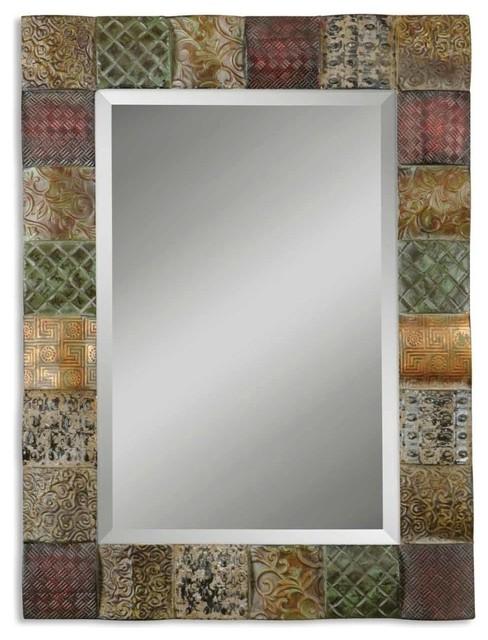 Uttermost Ganya Mirror contemporary-wall-mirrors