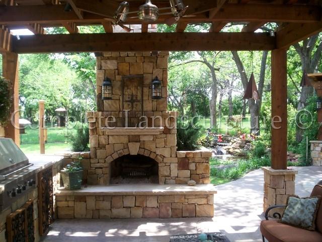 Outdoor Living Spaces contemporary-exterior