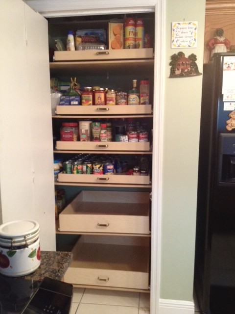 pantry pull out shelves miami by shelfgenie of miami. Black Bedroom Furniture Sets. Home Design Ideas