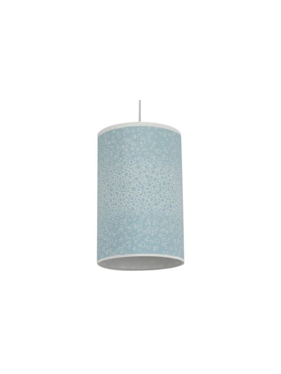 Oilo Aqua Raindrops Cylinder Light - Oilo Aqua Raindrops Cylinder Light