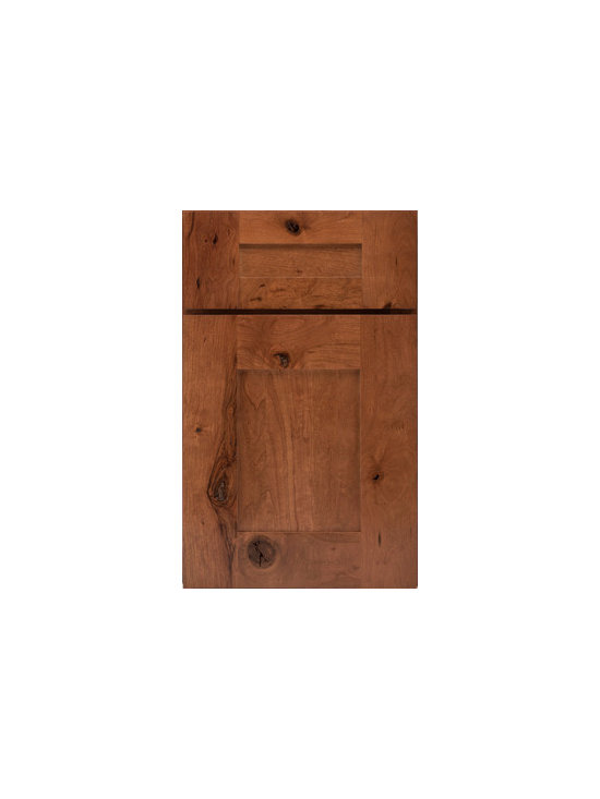 Character Cherry Door Styles from Wellborn Cabinet, Inc. - Bristol in Character Cherry