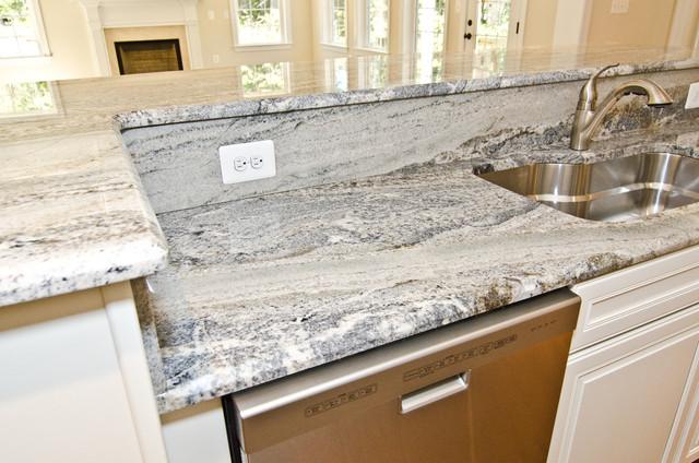 Monte cristo granite modern kitchen countertops dc metro by
