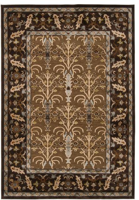 Basilica Transitional Rug contemporary-rugs
