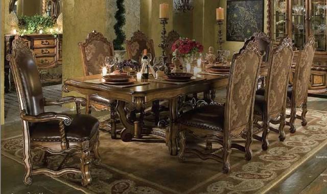 aico furniture acasa dining room table set 36002 dining room