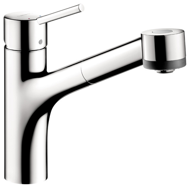 Hansgrohe 6462000 Talis S Single Hole Kitchen in Chrome modern-kitchen-faucets