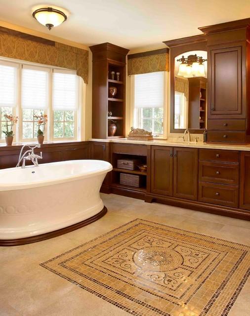 Regina Sturrock Design Inc. traditional-bathroom