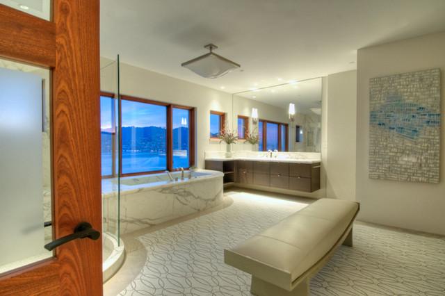 Marin magazine Designer Showhouse 2012 modern-bathroom