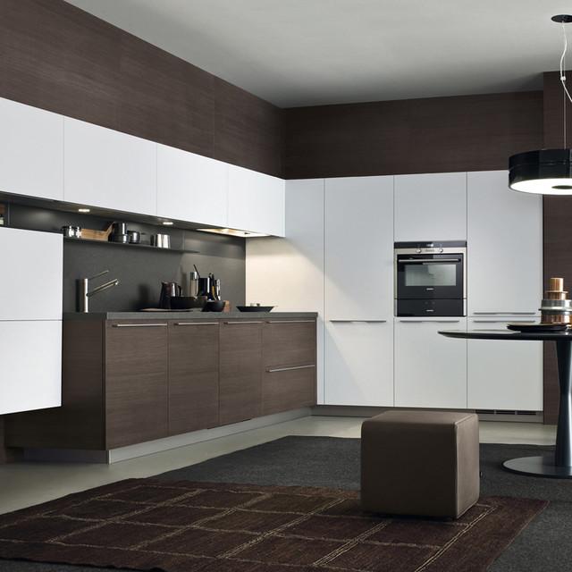 Varenna by Poliform My Planet Kitchen Cabinetry - Modern - Kitchen Cabinetry - by Switch Modern