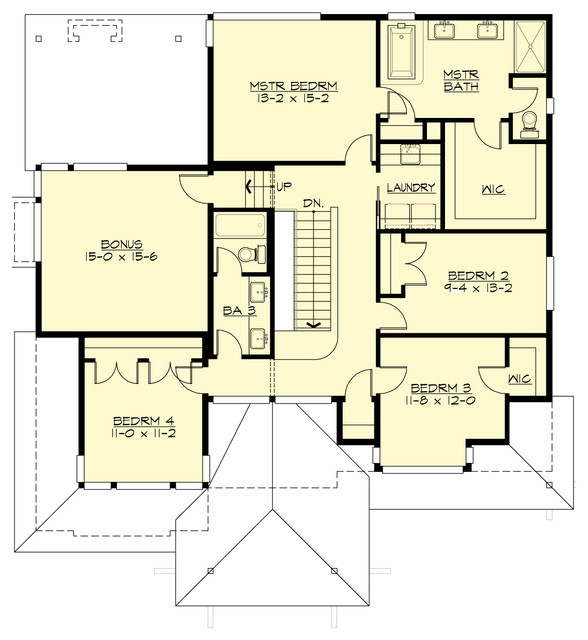 For Sale Ultra Modern Two Story House Plan Contemporary
