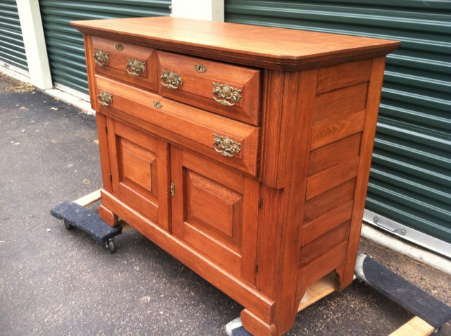 Antique Credenza-late 1700s buffets-and-sideboards