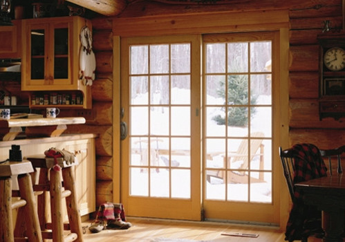 Sliding french patio doors by renewal by andersen central pa for Anderson french doors