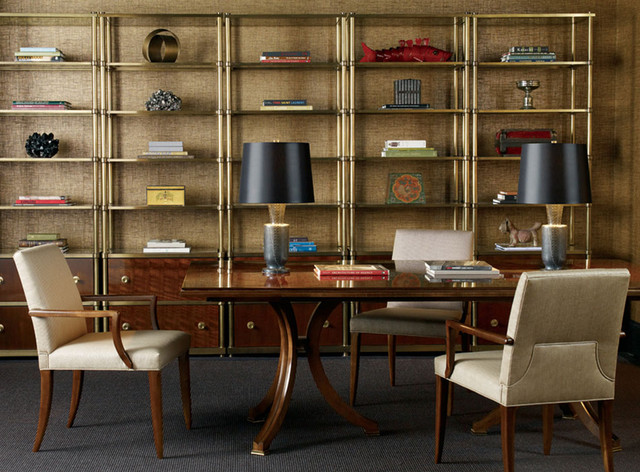 Baker Furniture Showroom storage-units-and-cabinets